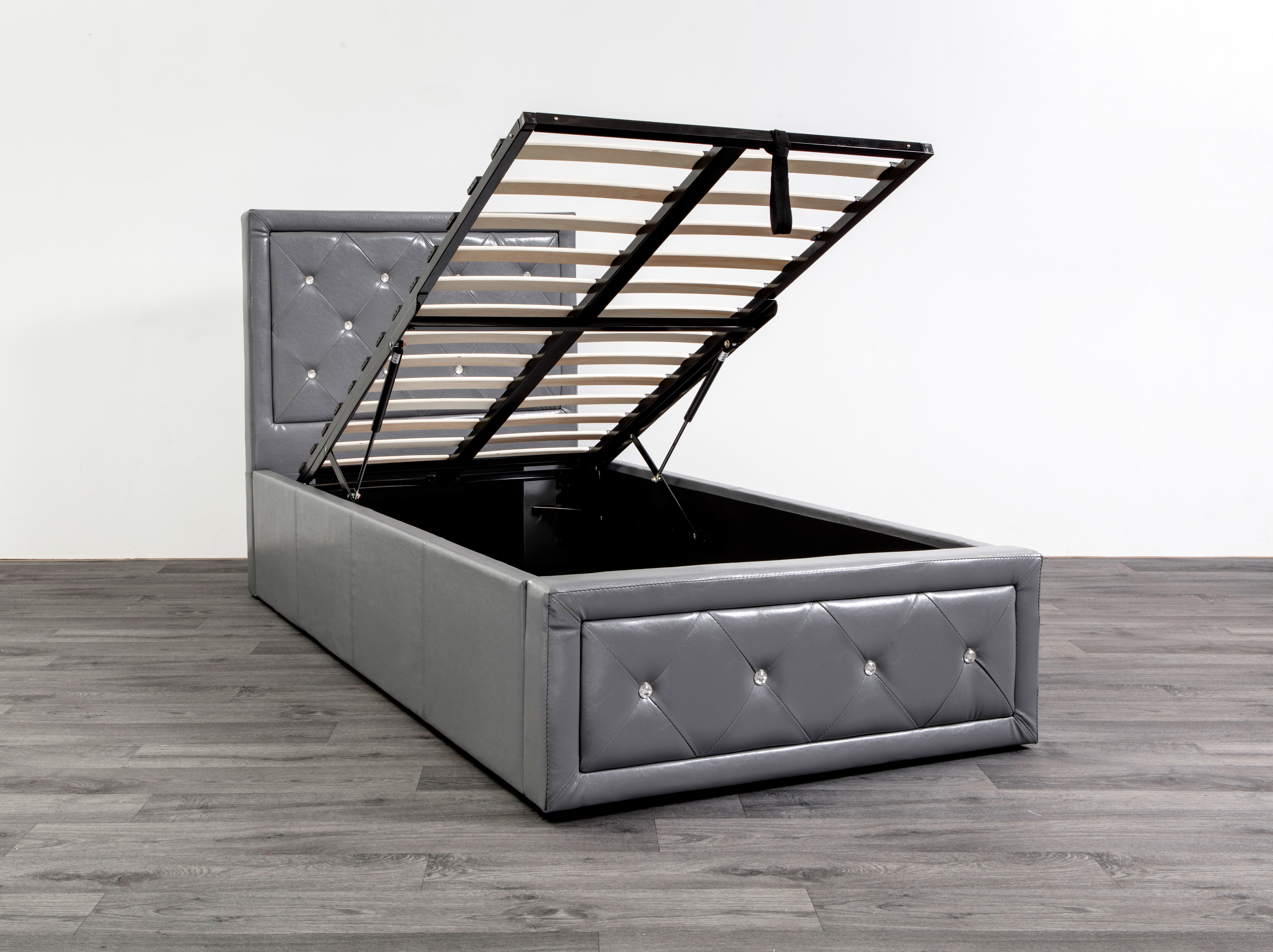 Miraculous W7 Alice Leather Storage Bed Gamerscity Chair Design For Home Gamerscityorg